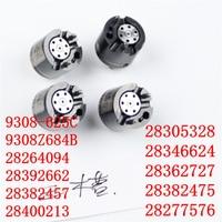 4 PIECES Common rail valve 9308 625C 28277576 injector control valve 28346624 28297167 28525582 28297165 28382457 for EMBR00101D