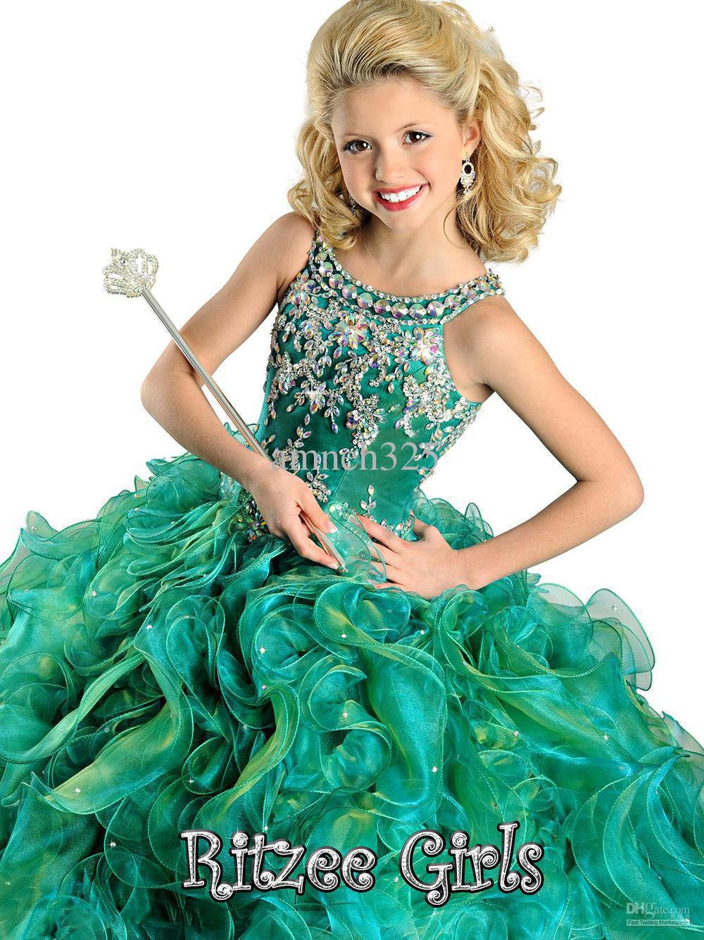 Popular Beauty Pageant Dresses for Sale-Buy Cheap Beauty Pageant ...
