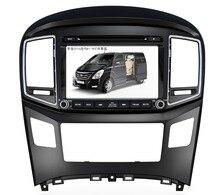 For 2016 hyundai H1 car dvd player MTK AC8227 Quad-Core Processor android 5.1 bluetooth gps radio wifi obd2 map