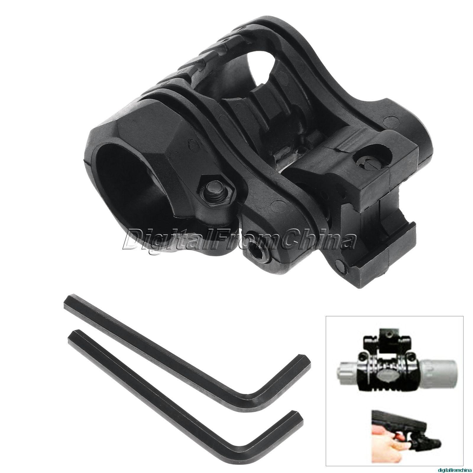 1/'/' 25.4mm Rings Laser Scope Sight Weaver Picatinny fits 20mm Rail Rifle Mount