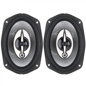 6x9  Inch 12V 1000W 3 Way Car Coaxial Auto Audio Music Stereo Full Range Frequency Hifi Speakers Non-destructive Installation