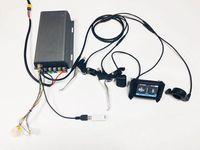 Цветной TFT дисплей, Bluetooth, программируемый, Водонепроницаемый sabvoton SVMC7260 контроллер для электрический велосипед