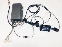 Écran couleur TFT, Bluetooth, Programmable, étanche Sabvoton SVMC7260 contrôleur pour vélo électrique