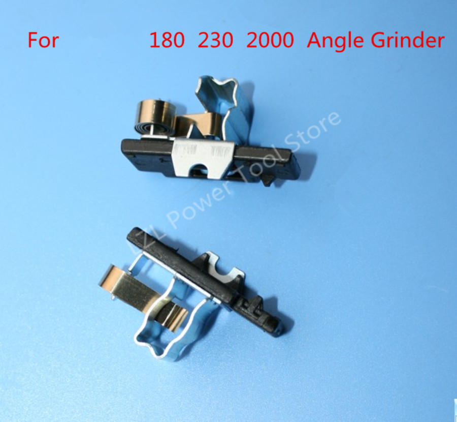 Replacemenn  Carbon Brushes  Holder For Bosch GWS18-180  GWS19-180  GWS2000-180J GWS19-230 Angle Grinder Tool Accessories