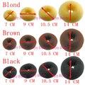 1 unid Fabricación Envío libre 3-Color Fashion Beauty Donut Estilismo Rodillo de Pelo Dropshipping moño Anillo CPGM
