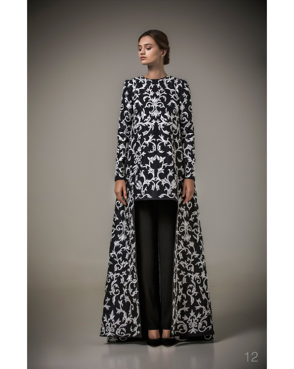 Satin robe pantalon achetez des lots à petit prix