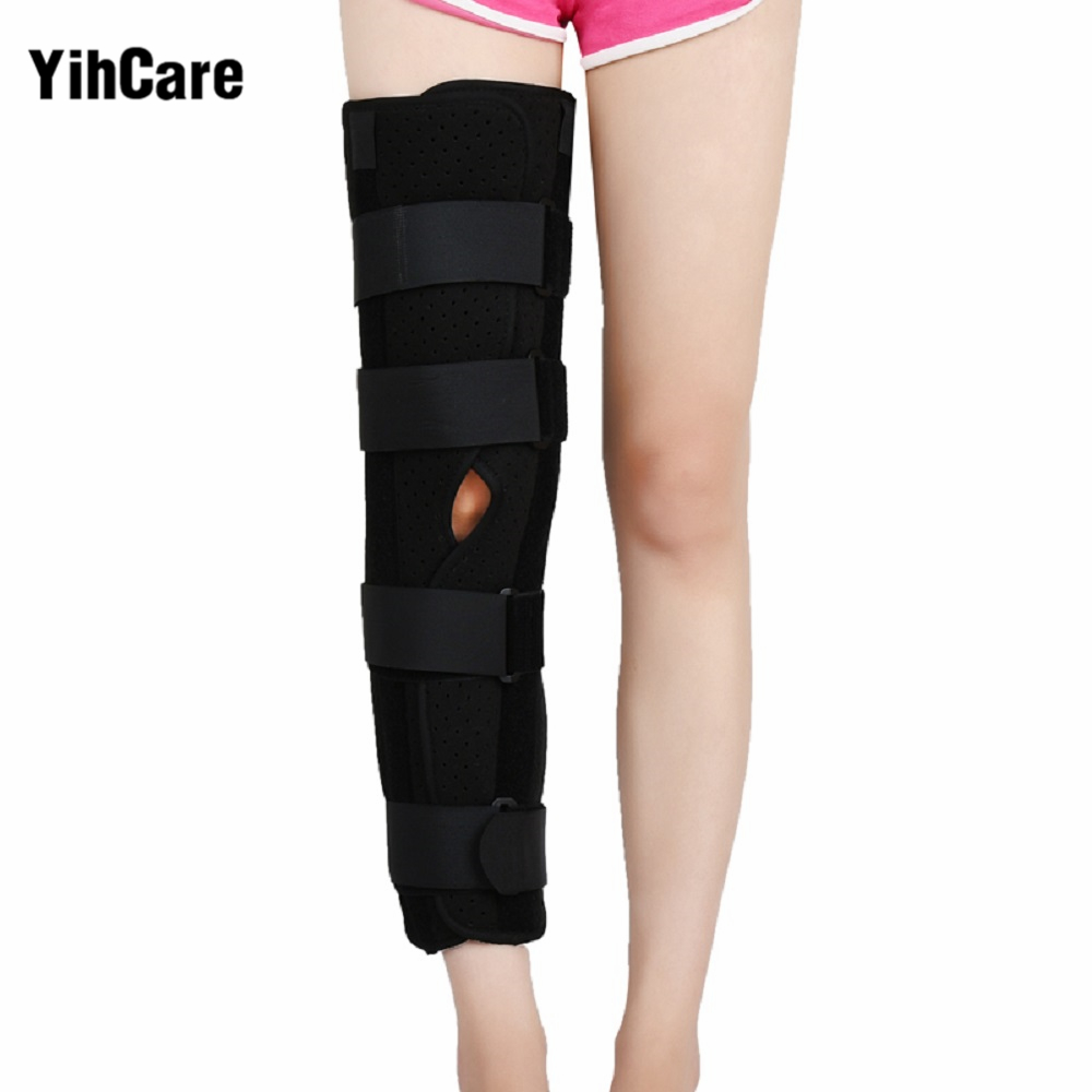 YihCare Keen Leg Supports Orthosis Stroke Foot Plantar Fasciitis Achilles Tendonitis Ankle Sprain Ligament Injury Brace Guard