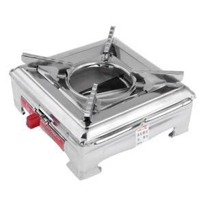 Image 1 - Портативная Алкогольная печь из нержавеющей стали, горелка для кемпинга, путешествий, пеших прогулок, альпинизма, принадлежности для барбекю, пикника
