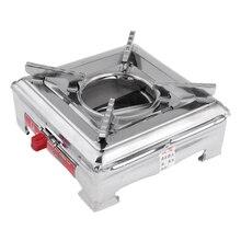 Aço inoxidável portátil fogão a álcool queimador de forno para acampamento ao ar livre travell caminhadas mochila churrasco piquenique acessórios