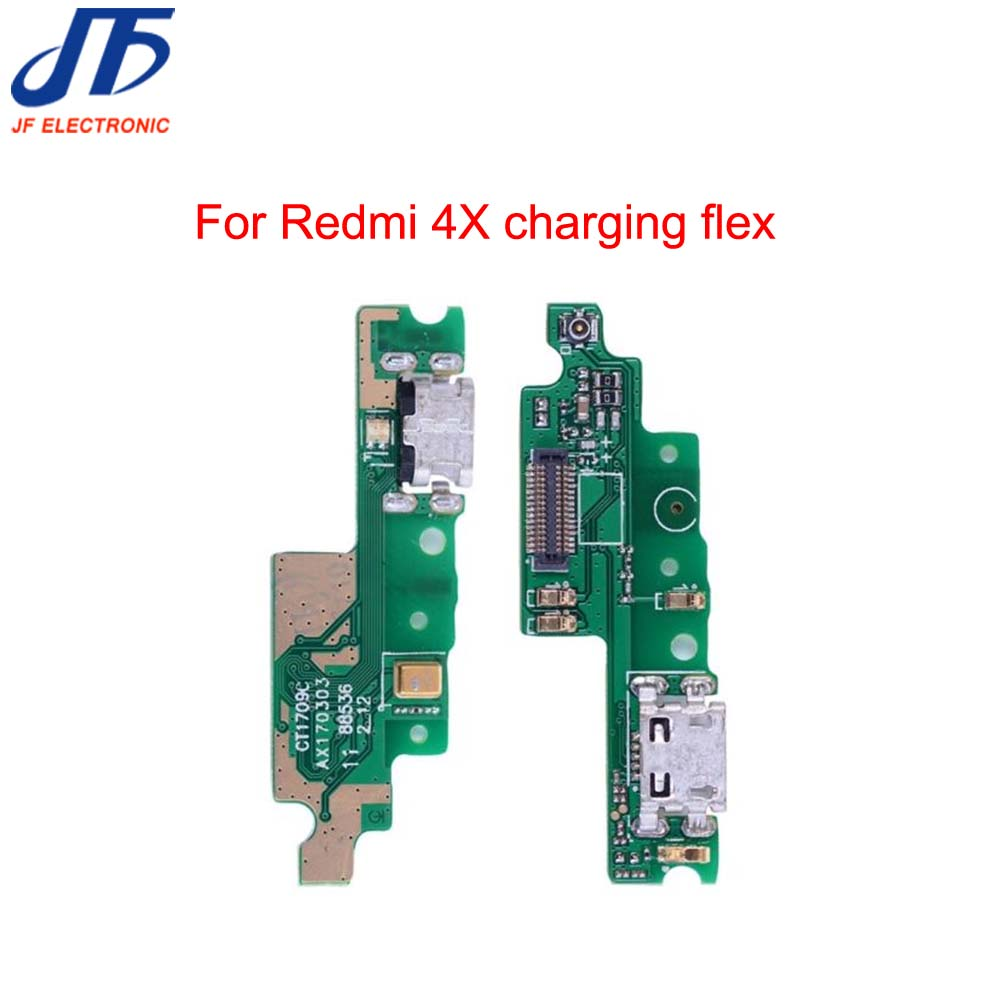 For Xiaomi For Redmi 4x Usb Charger Dock Port Flex Cable