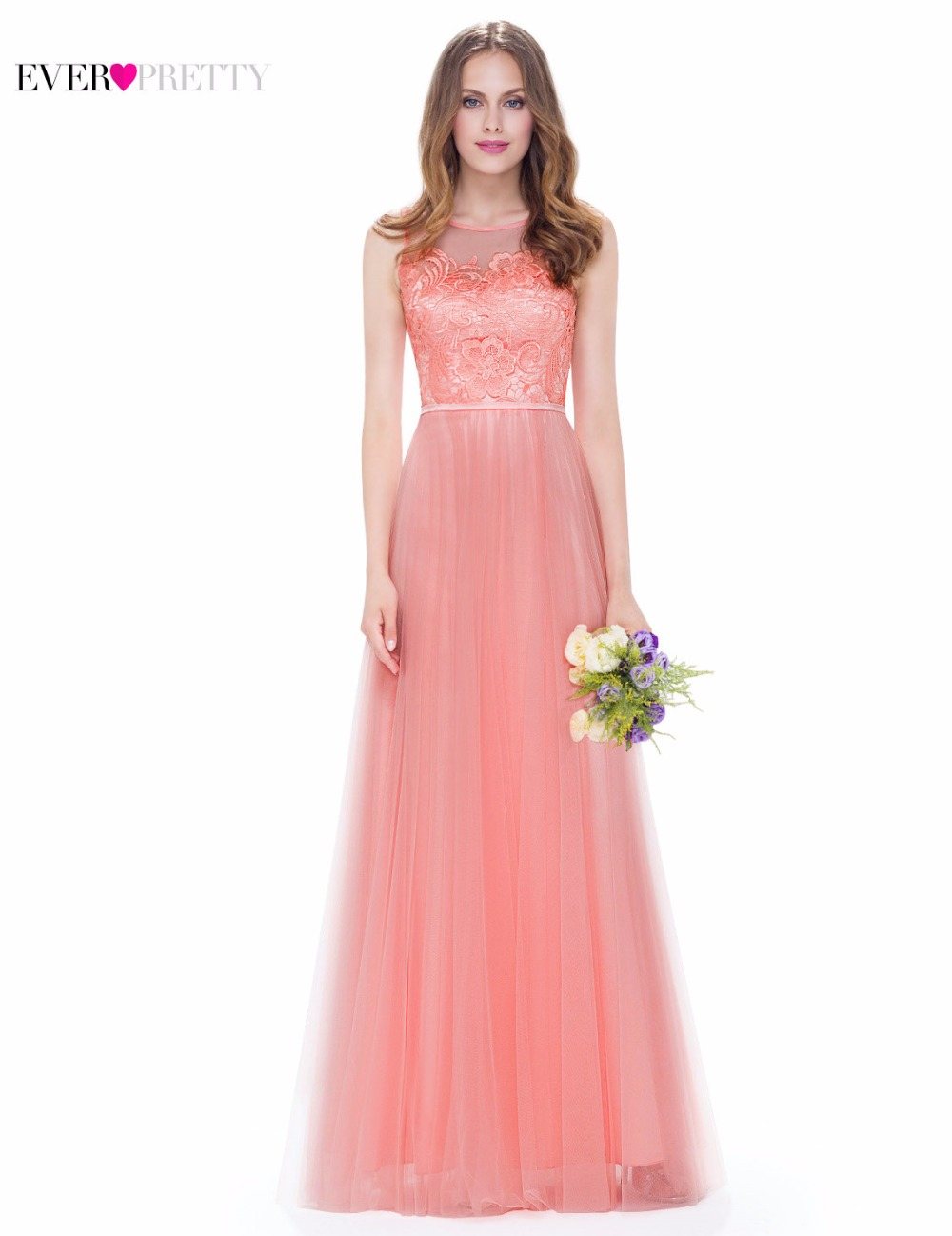 Peach Party Dresses for Women