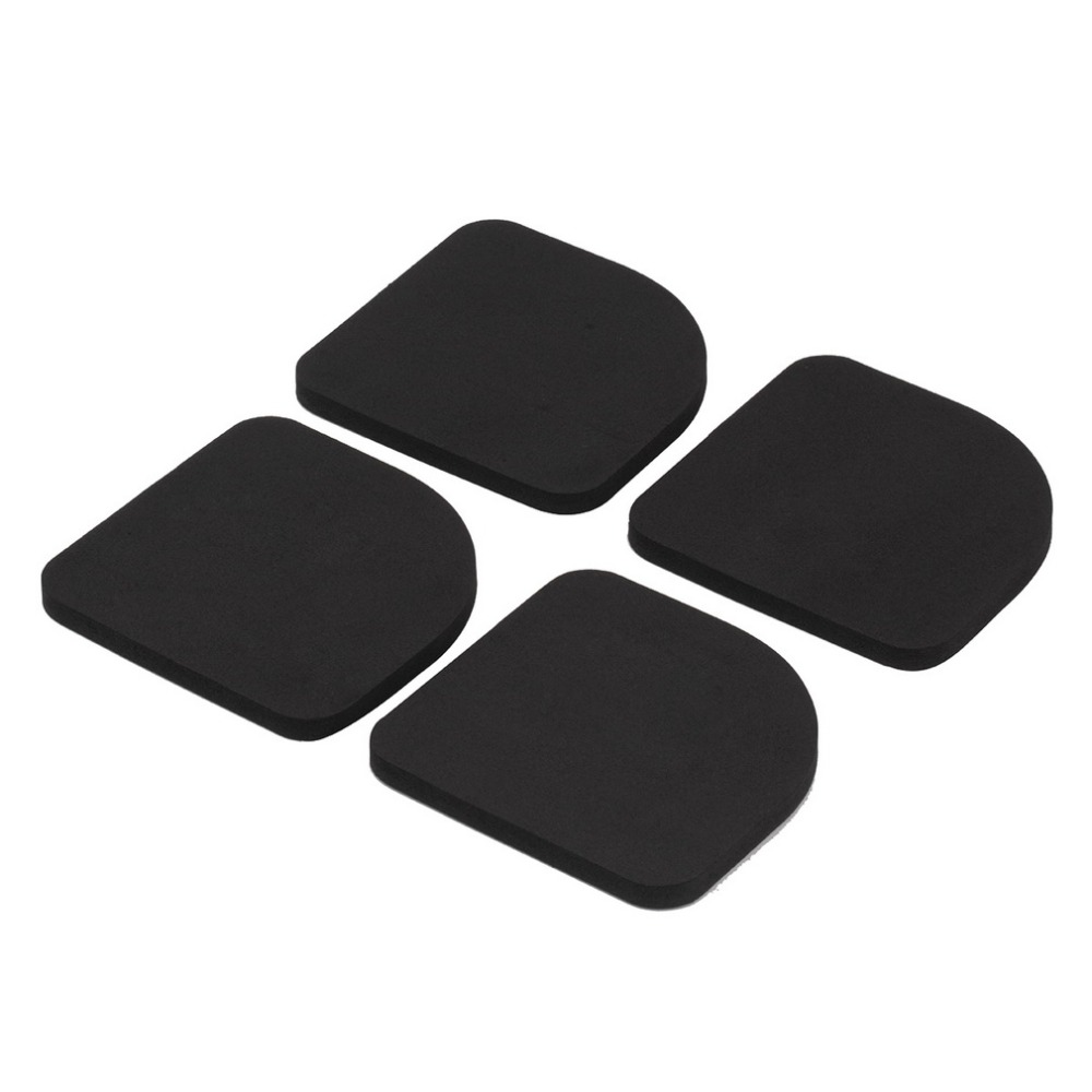 Efficient General 4 Pcs Washer Shock Slip Mats Reducing Refrigerator Anti-vibration Noise Pad Washing Machine Shock Proof Mat Keep You Fit All The Time