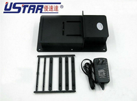 U star UA 400 Tiny Little Table Saw,Mini Electric Table Saw With 6pcs Set Rules,