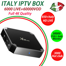 H96 Android 6.0 TV box with 1 year portugal channels xxx Europe UK IPTV 5000 Channels S905 media player Android 6.0 Smart tv box sweden iptv box tx9 pro s912 android 7 1 3gb 32g android tv box nordic israel nertherland world ip tv 5000 channels smart tv box