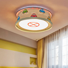 Modern art deco car ceiling light creative LED lamps for boy children bedroom girl kid room light nursery Eye protection Lamp led ceiling lamp children bedroom light main bedroom light boy girl warm romantic star cartoon shaped lights creative