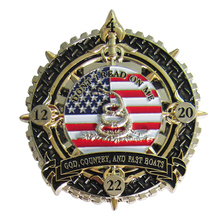 New Design US Military Coin Hot Sale Zinc Alloy Challenge