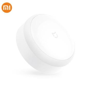 מקורי שיאו Mi Mi Jia חיישן לילה אור מנורת מתכוונן בהירות אינפרא אדום Photosensit שליטה אוטומטי חיישן עבור Mi חכם בית