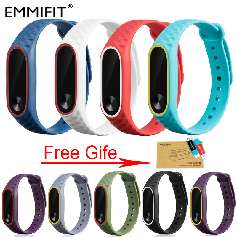 Xiaomi Mi Band 2 Bracelet Strap For Miband 2 Colorful Strap Wristband Replacement Smart Band Accessories For Mi Band 2 Silicone silicone bracelet strap for miband 2 colorful strap wristband belt replacement smart band accessories for xiaomi mi band 2