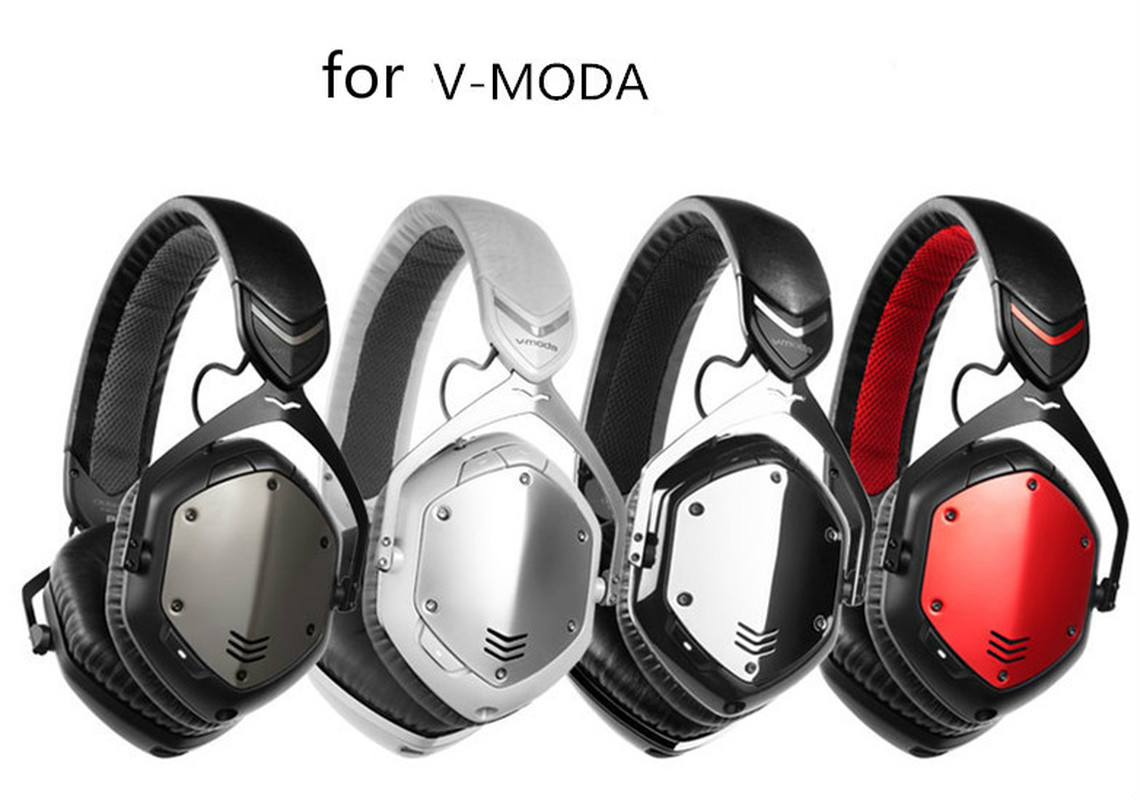 SHELKEE Replacement Ear Pads Cushion Cups Ear Cover Earpads  Repair Partsfor VMODA Crossfade M100 KZ LP100