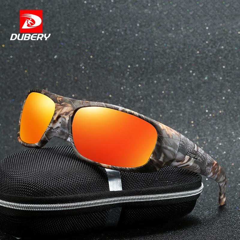 d8e2c7fa553 DUBERY Polarized Sunglasses Men s Aviator Driver Shades Male Sun Glasses  For Men Night Vision Luxury Brand ...