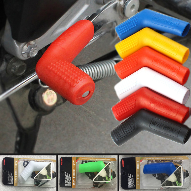 Universal Motorcycle Accessories Gear Shifter Shoe Protector Case