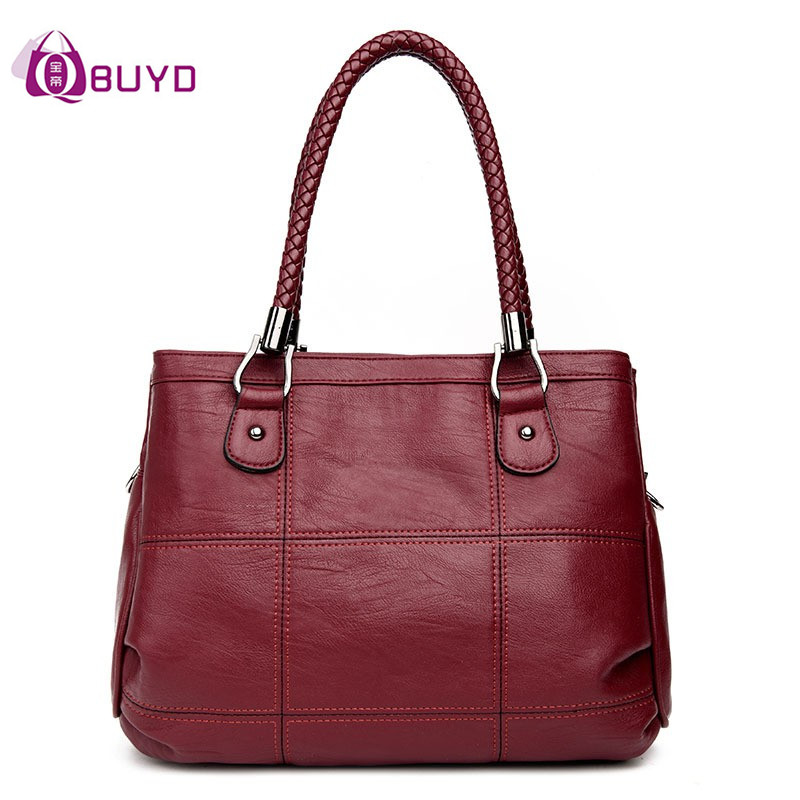 Luxury Handbags Women Bags Designer PU Leather Fashion Shoulder Messenger Bag Sac a Main Ladies Casual Tote Handbags Car Stitch 2017 new women leather handbags fashion shell bags letter hand bag ladies tote messenger shoulder bags bolsa h30