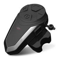 BT S3 1000m Motorcycle Helmet Intercom Bluetooth Headset Interphone with DSP Echo Cancellation Noise Suppression FM Radio