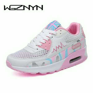 Image 2 - WGZNYN جديد أحذية امرأة أسافين منصة تشكيل الجسم أحذية شكل Ups أحذية اللياقة البدنية التخسيس سوينغ أجهزة لياقة خارجية أحذية رياضية W408
