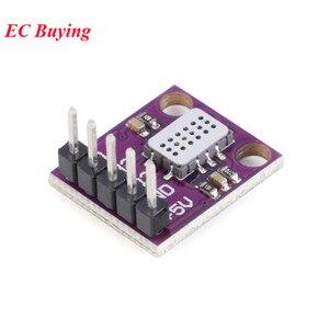 Image 2 - MICS 6814 Air Kwaliteit Gas Sensor Module Gas Detectie Koolmonoxide Co/Stikstofdioxide NO2/Ammoniak NH3 Sensor Voor arduino