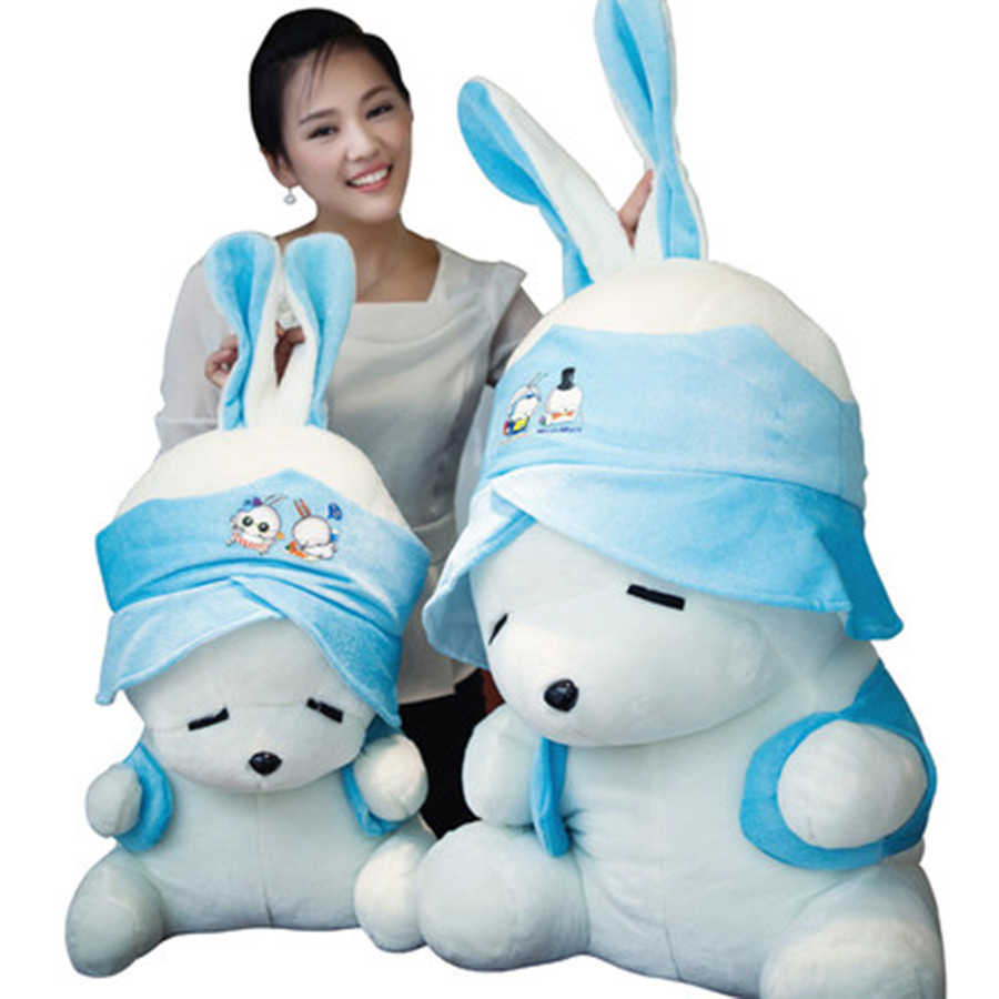 Mashimaro Stuffed Animal Bunny Rabbit Toy Pluche Stuffe Speelgoed Birthday Gift For Kids Cute Plush Rabbit Toy For Baby 70C0363