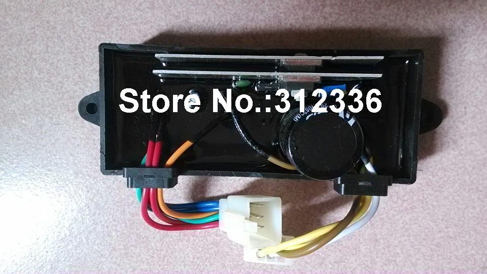 Free Shipping 3pcs Welding AVR Welder AVR double Generator 4kw 5kw 5kVA 5 5kva 6kVA 7kVA 1phase Single phase Suit for Kipor Kama in Generator Parts Accessories from Home Improvement