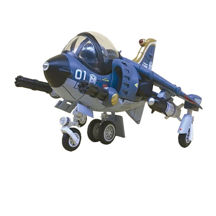 2019 New Metal Slug Aircraft Fighter SV-F07V Assembled Model Kits Toys Action Figure With Original Box