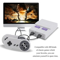 869 Mini Classic Game Console Built In 400 Games Entertainment System Universal Children Game Machine US Plug drop shipping