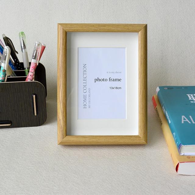 Contemporáneo Foto Marcos De Madera Blanca 8x10 Friso - Ideas de ...