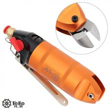 TORO Gold Portable Replaceable Blade Pneumatic Air Scissors Nippers with Safety Switch for Cutting / Pressing Operation