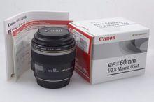 New Canon EF-S 60mm f/2.8 Macro USM Lens