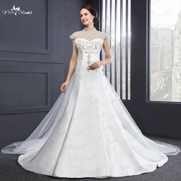 Online Get Cheap Short Silver Wedding Dresses Aliexpresscom