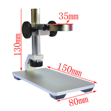 Big sale Newest USB Digital Microscope Endoscope Magnifier Digital Video Camera Microscopio Holder Stand Universal 35mm Bracket