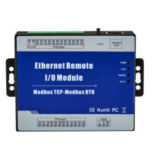 Ethernet Data Acquisition Module 4 RTD Inputs Modbus TCP Server RS485 to Ethernet Converter Supports PT100 Sensor(China)
