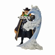 4 PCS One Piece Animation Eustass Kid Capone Bege Hawkins Killer Figures Toys Model Doll Gift
