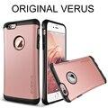 Caso verus para apple iphone 6 plus/6 s plus original thor série Armadura Slim Fit Rígido Híbrido Gota Capa de Proteção casos