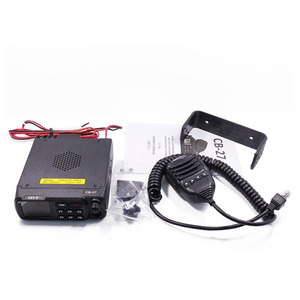 Image 5 - QYT CB 27 CB Radio 26.965 27.405MHz AM/FM 12/24V 4 W ekran LCD Shortware Citizen Band multi norm Ham CB Mobile Radio CB 27