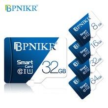 Подарочный адаптер Micro SD высокоскоростная карта TF карта 16 Гб карта памяти microsd carte memoria 32 Гб 64 Гб 128 ГБ cartao de memoria