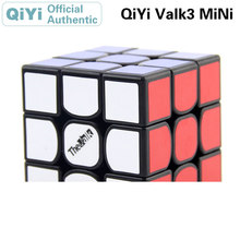 QiYi Valk 3 Mini 3x3x3 Magic Cube Valk3 3x3 Cubo Magico Professional Neo Speed Puzzle Antistress Fidget Toys For Children