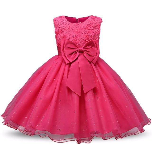 שמלה מהממת לילדות גיל 2-8 שנים - משלוח חינם 4