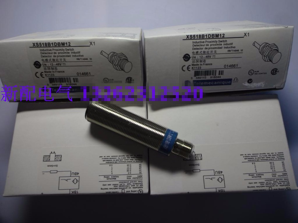 Original new 100% special selling high precision new sensor XS518B1DBM12 XS518B1DABM12 quality assurance (SWITCH) [sa] new original authentic special sales keyence sensor pz 42 spot
