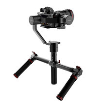 MOZA Air 3-Axis Handheld Gimbal with Dual Hand Holder & Tripod for Mirrorless Cameras and DSLRs