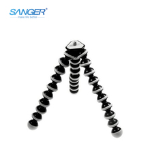SANGER SLR Camera Mobile Phone Tripod Small/medium/Large Octopus Tripod for Xiaomi YI Camera Gopro Hero 5/4/3+/3 Sj4000