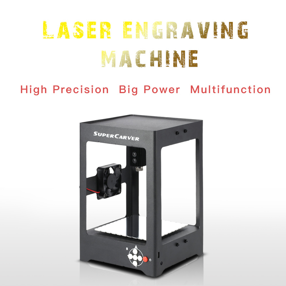 New 1000mW cnc router laser cutter DIY Print laser engraver High Speed USB laser cnc Engraving Machine with Protective Glasses 1000mw mini laser engraving machine diy print engraver cnc router automatic laser cutter off line operation protective glasses
