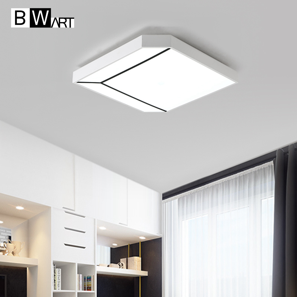 BWART Modern led Ceiling light Remote Ceiling lamp fixture abajour luminaria luster for dining living room bedroom salon 002 modern led pendant lights remote circle ring pendant lamp abajour luminaria luster for dining living room bedroom kitchen salon